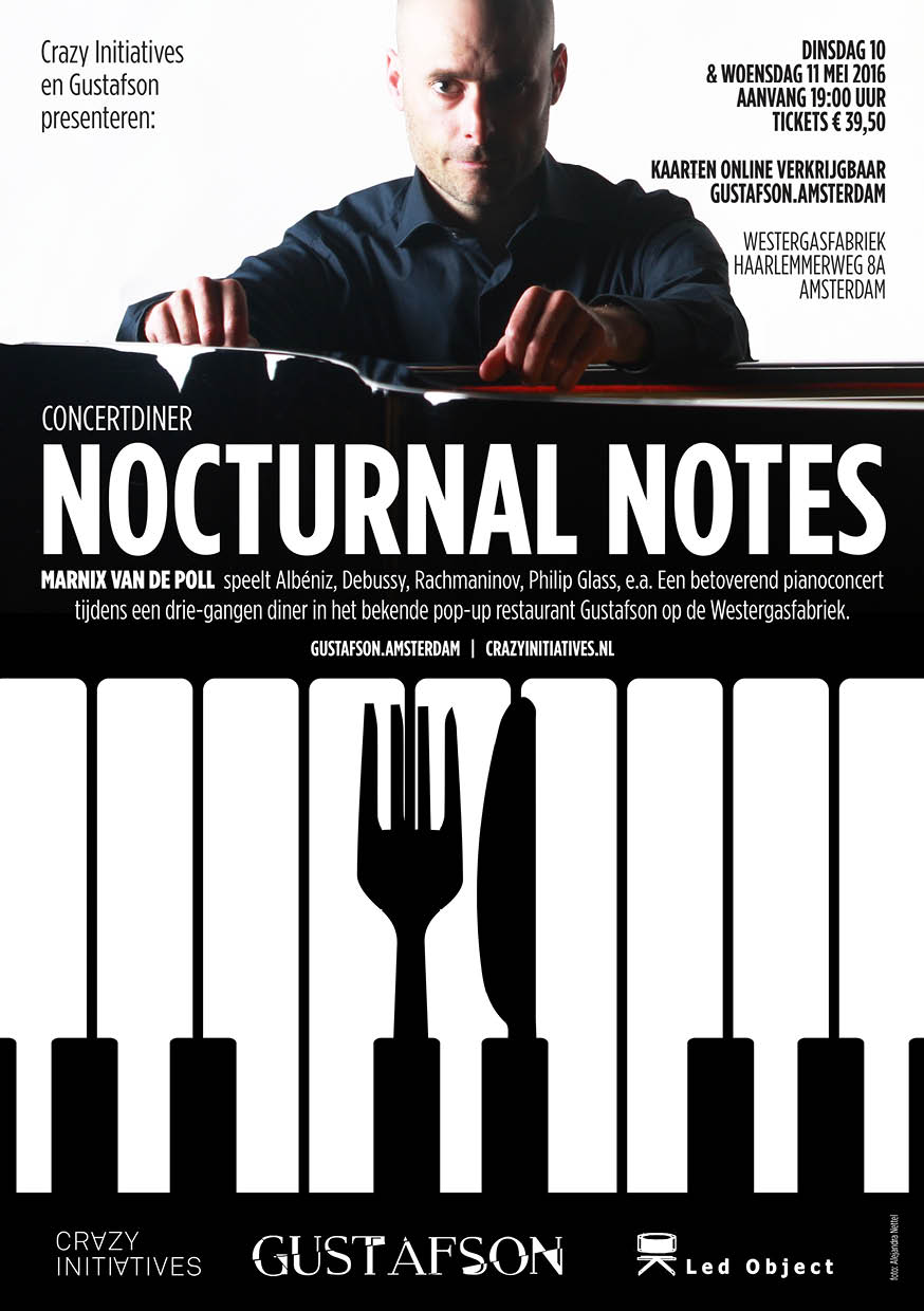 Nocturnal Notes 10-11 mei 2016 Gustafson